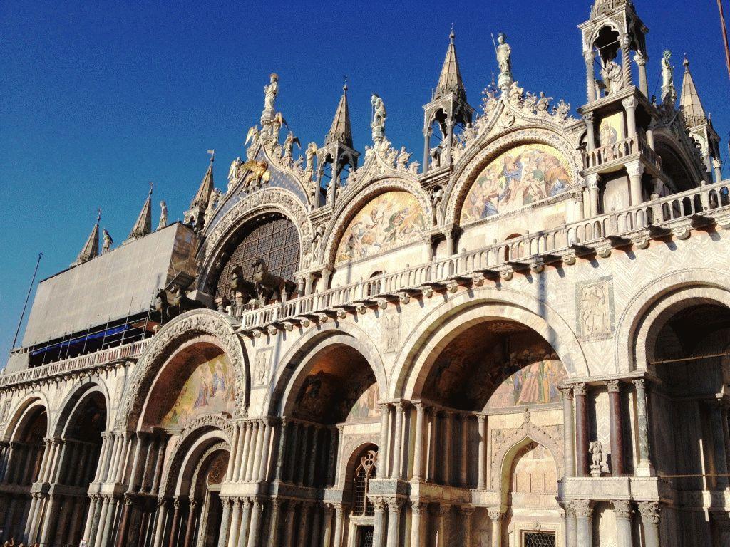 Собор Сан-Марко Венеция фото