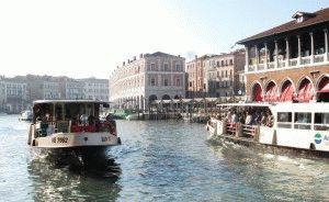вапоретто фото Венеция