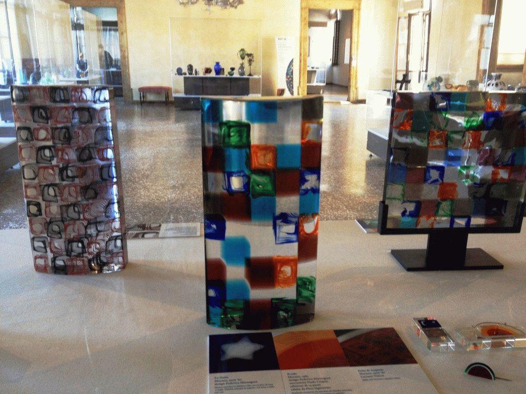 Музей стекла Мурано фото