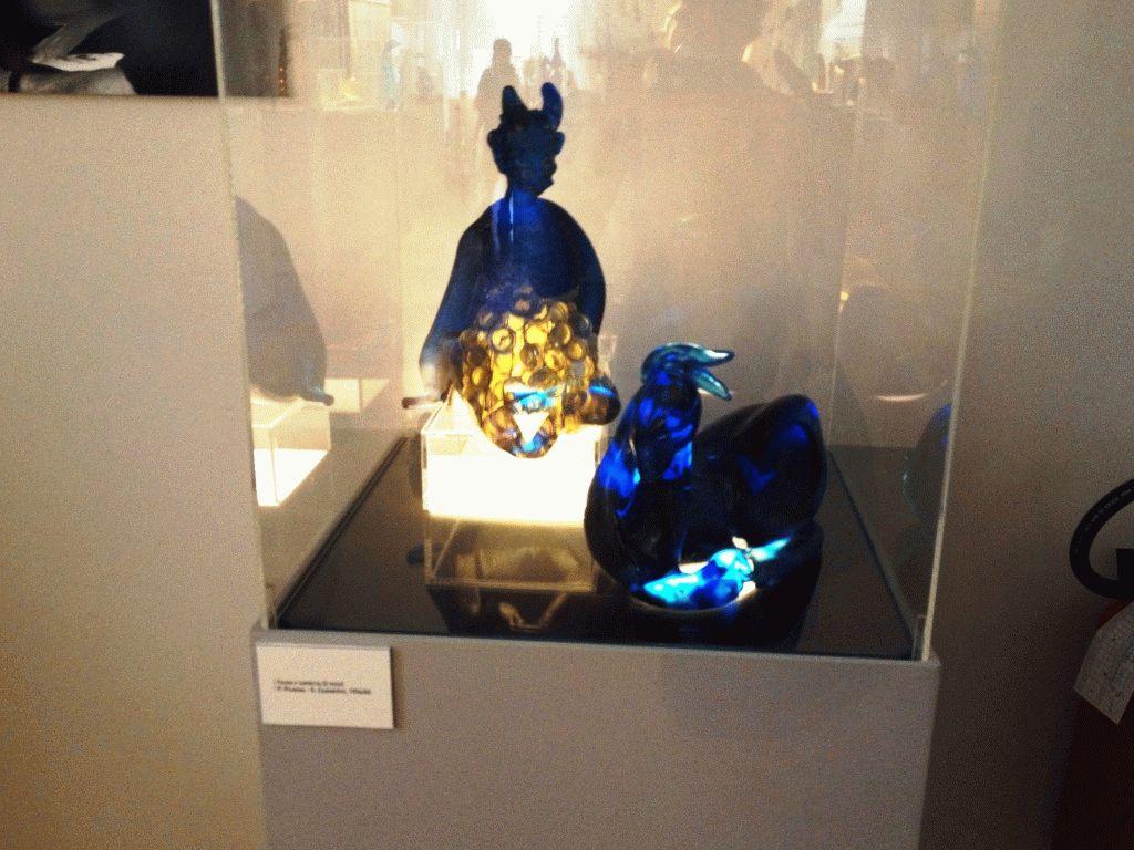 Музей стекла Мурано Италия фото