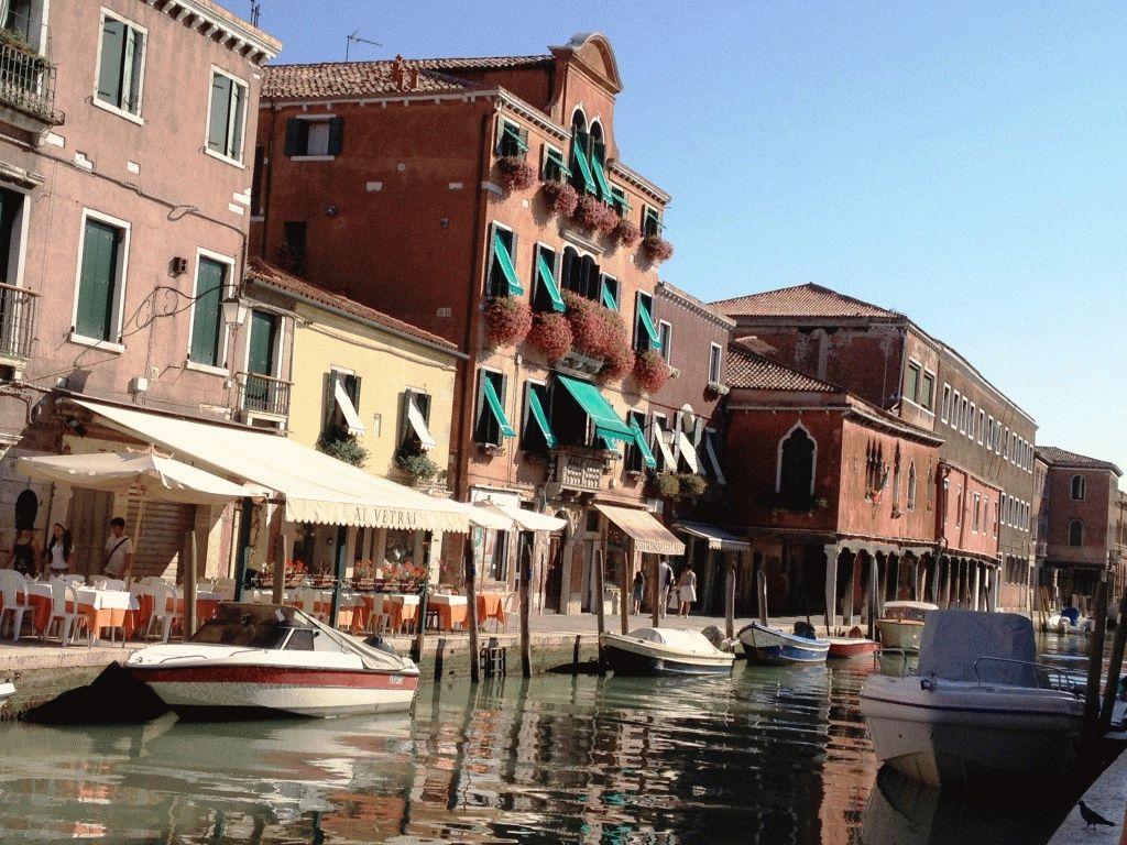 Остров Мурано Венеция фото