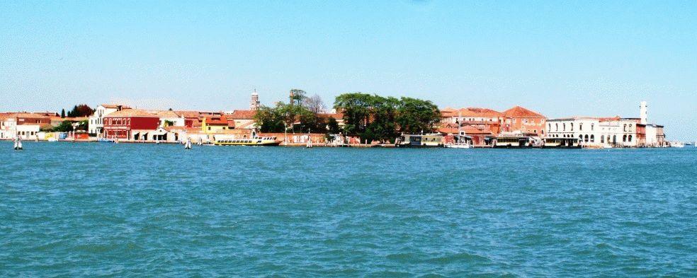 остров Мурано фото