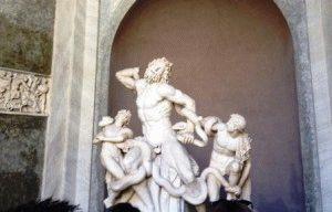 достопримечательности ватикана лакоон фото