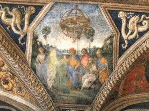 апартаменты борджиа музеи ватикана фото