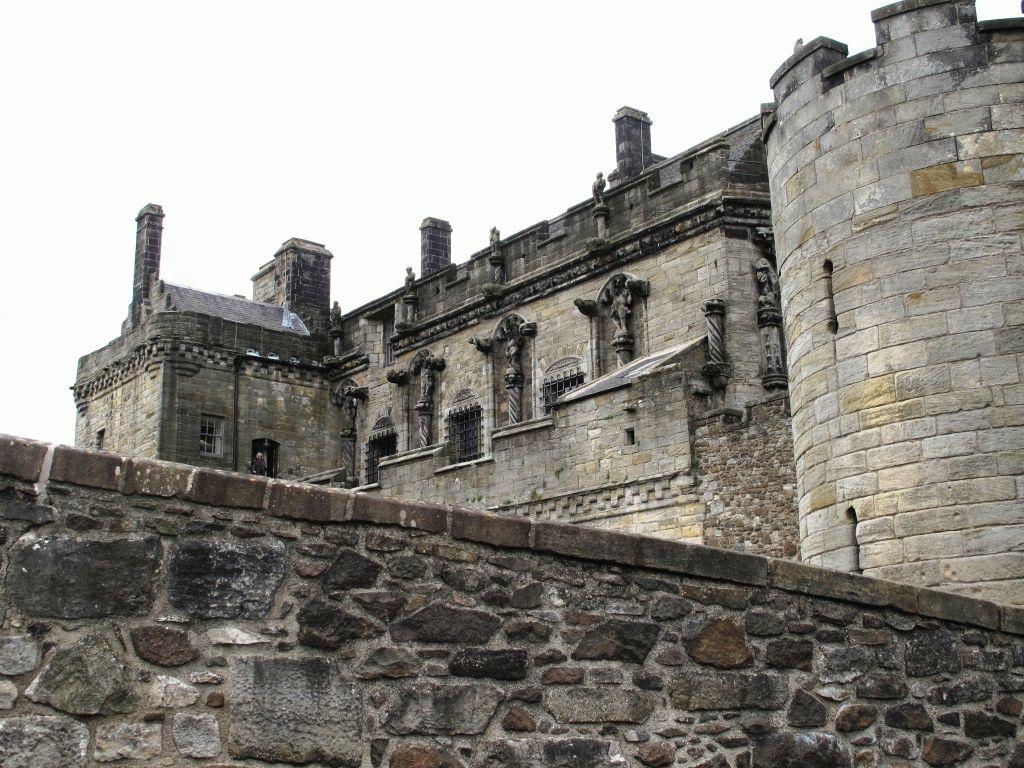 замок стирлинг фото