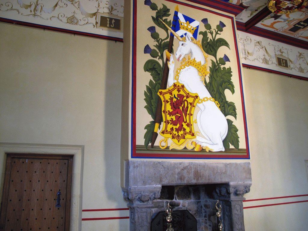 королевский дворец стирлинг фото
