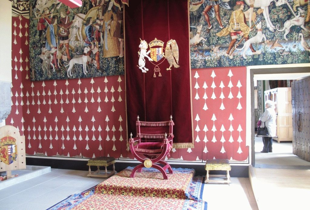 королевский дворец стерлинг фото