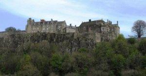 Замок Стерлинг (Stirling), Шотландия – история и фото