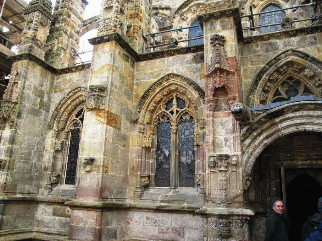 часовня росслин фото эдинбург