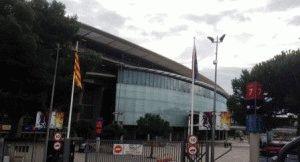 Стадион Камп Ноу (Camp Nou) в Барселоне фото