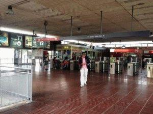 железнодорожная станция Аэропорт Барселона фото