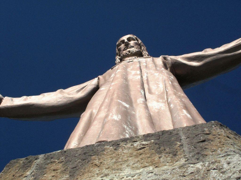 статуя святое сердце фото