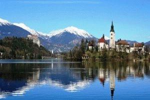 Курорты Словении Блед фото