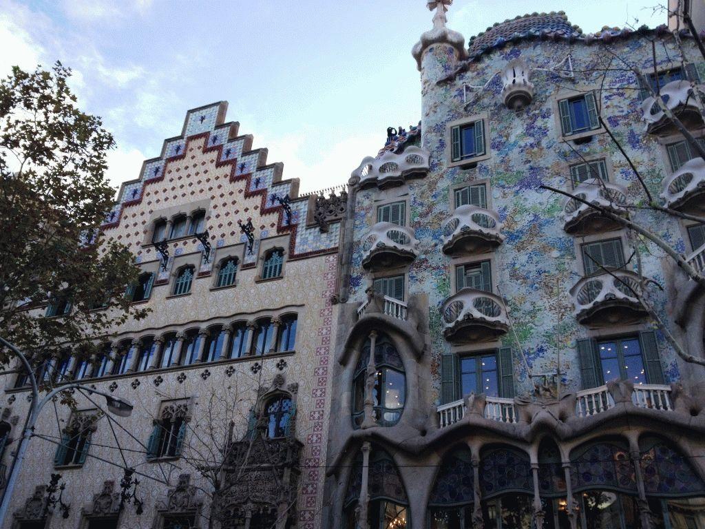 дом Бальо Барселона фото