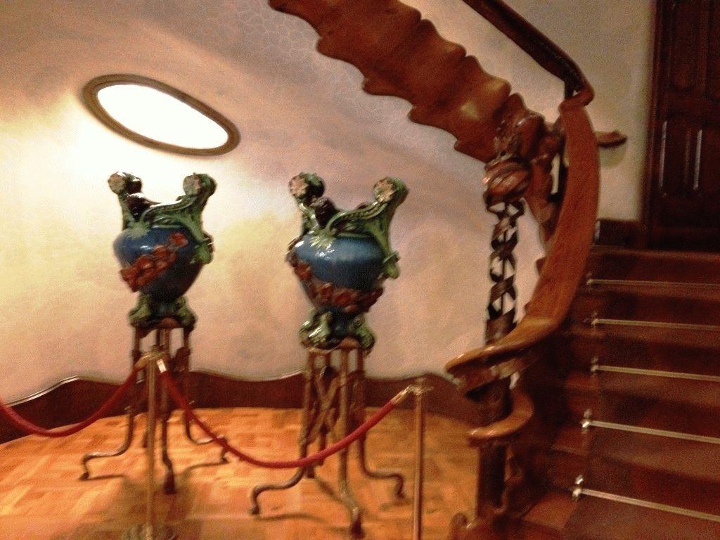 внутри дома Бальо Барселона фото