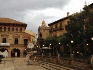 испанская деревня барселона фото