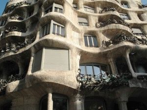 Дом Ла Педрера (Casa Mila - La Pedrera) Барселона – фото