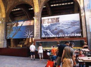 Морской музей в Барселоне фото