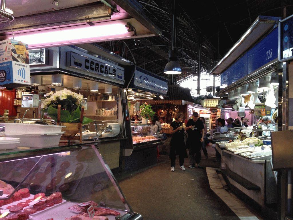Рынок Бокерия фото