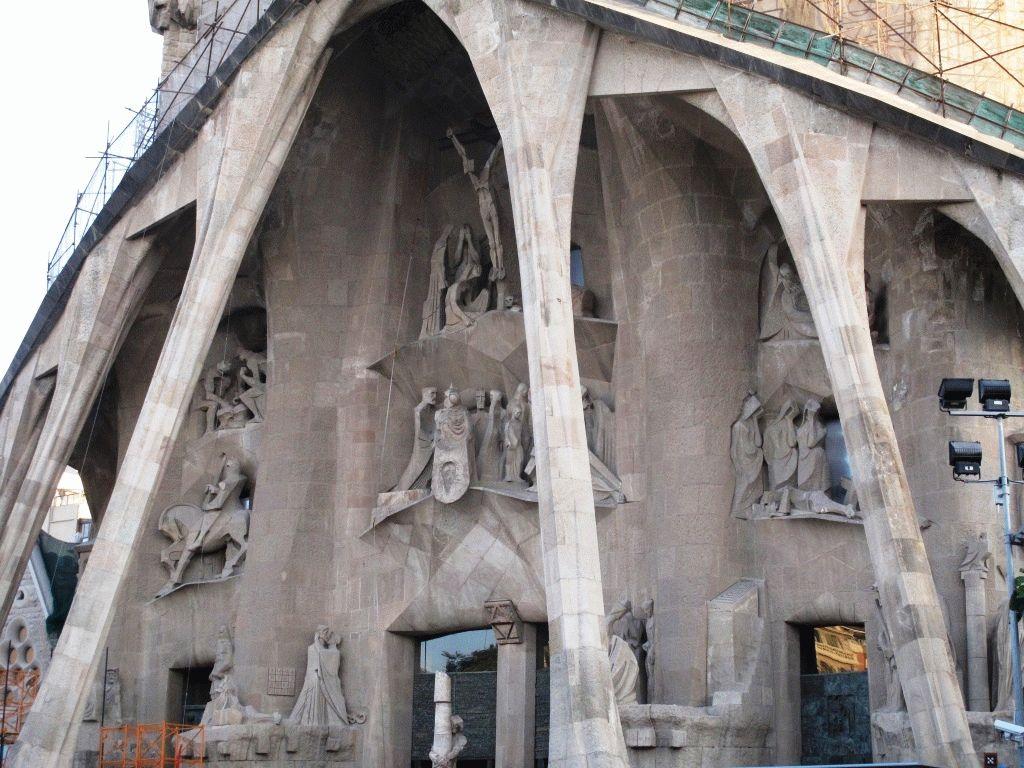 фото фасад страстей христовых саграда фамилия