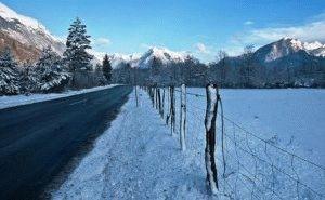 Горнолыжные курорты Словении Бовец фото