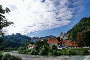 Celje город Словении Целе фото
