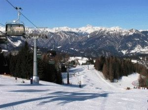 Горнолыжные курорты Словении Церкно фото