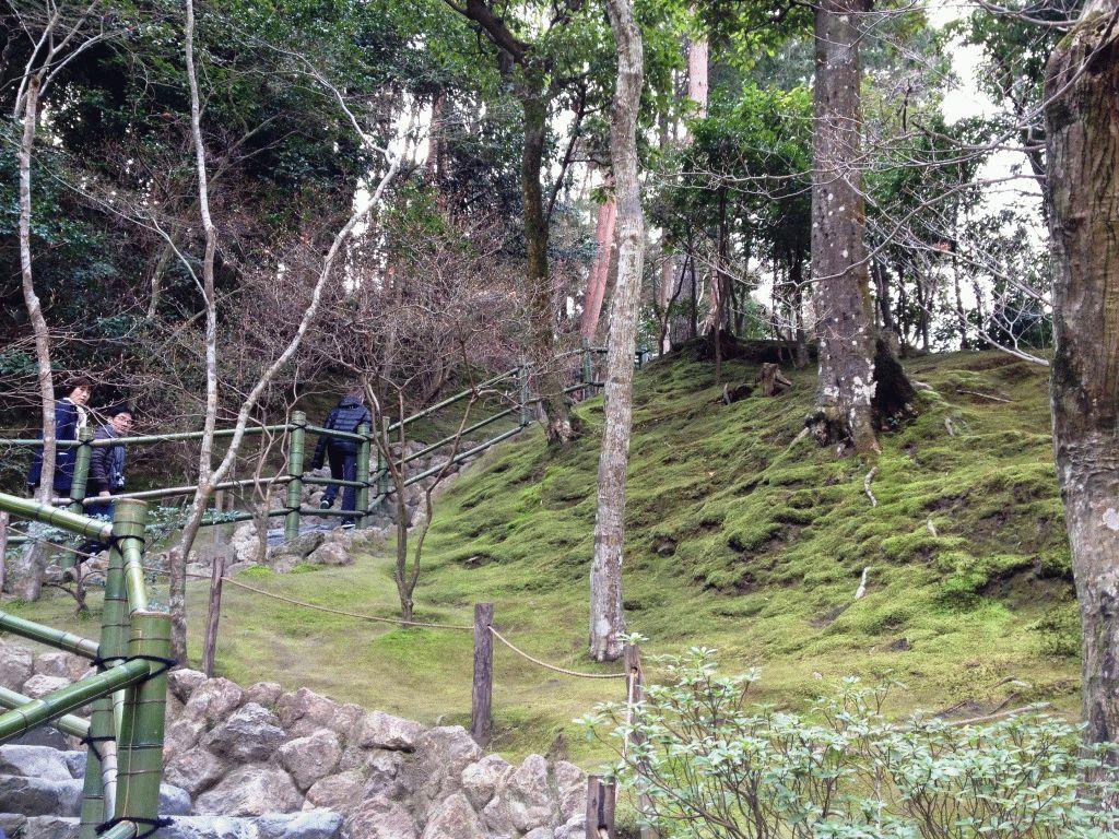 Гинкакудзи Киото