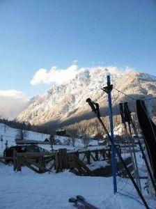 Горнолыжные курорты Словении Краньска Гора фото