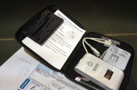 мобильный роутер интернет в Японии фот