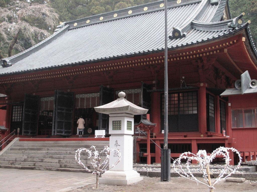 храм Тайюин-бё никко фото япония