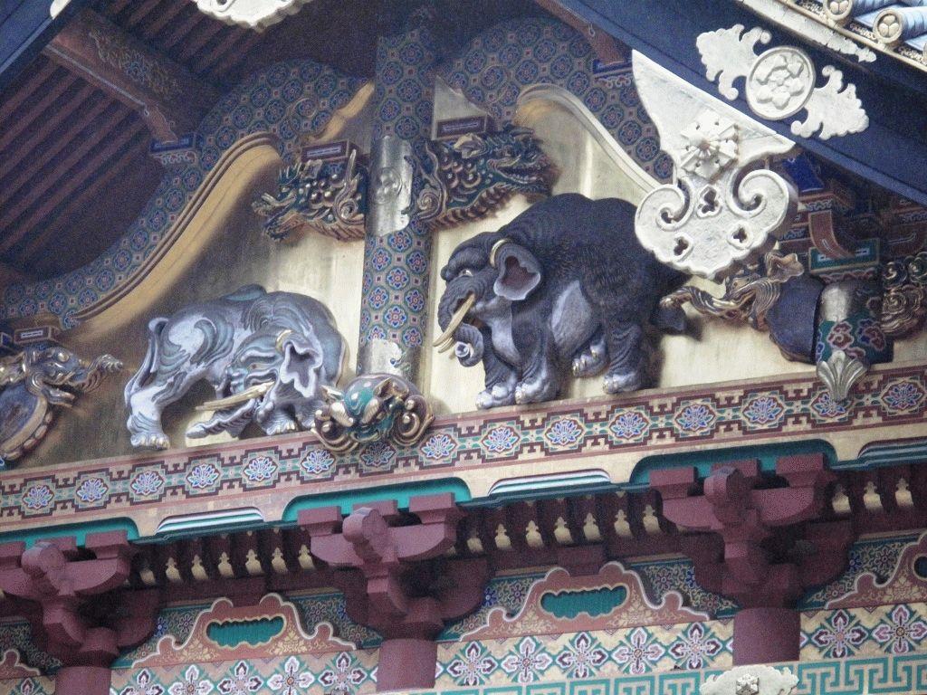 Япония храмы фото Никко