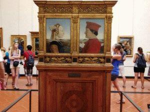 картины галерея уффици флоренция фото
