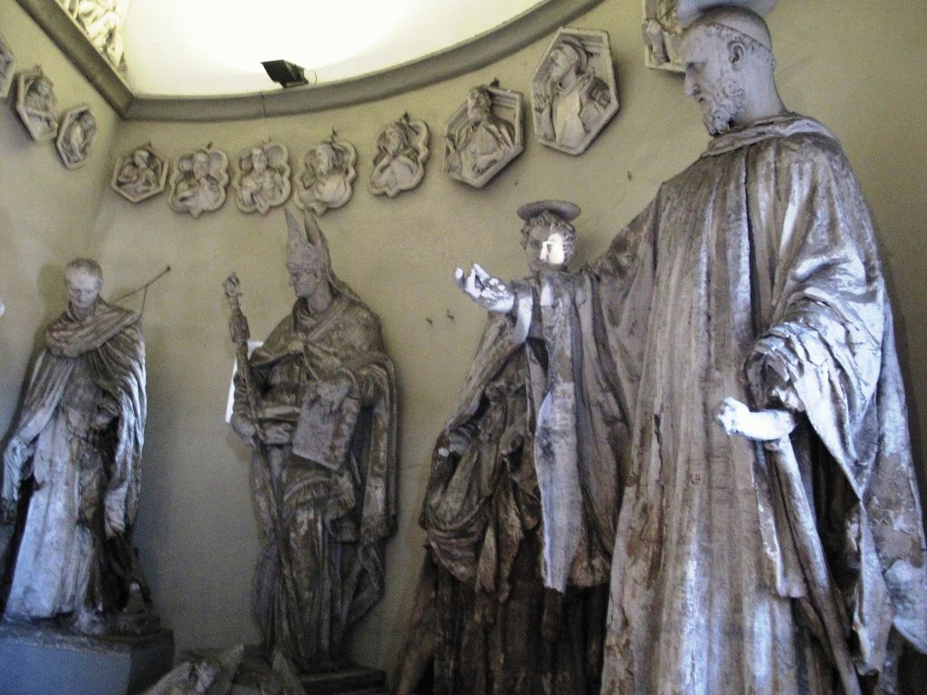 музей строительства Собора Дуомо Флоренция фото