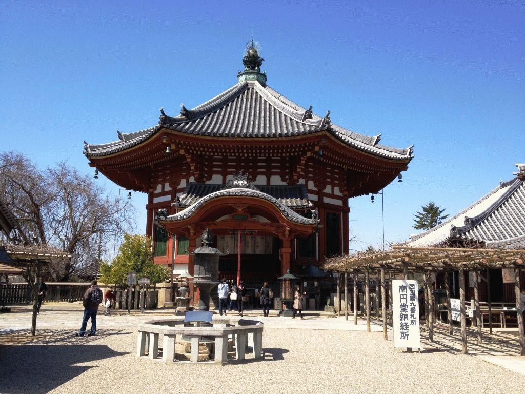 Конфукузди Нара фото япония