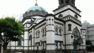 собор Святого Николая Токио фото
