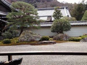 Каменные дзэн-буддийские сады япония фото