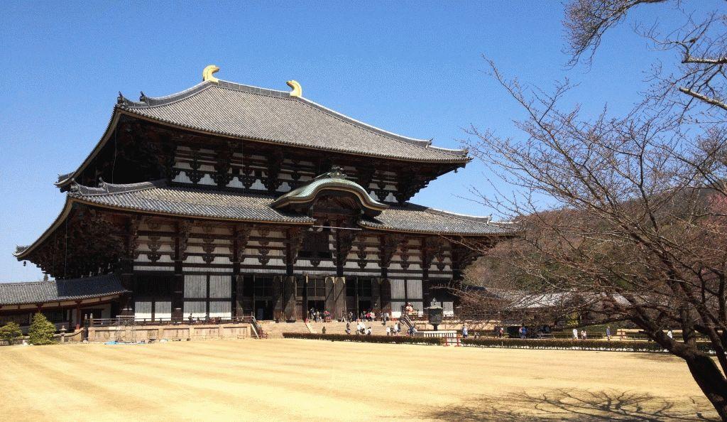 Дайбуцудэн япония фото
