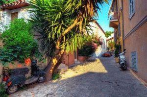 афины фото города