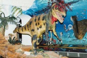 Динозавры в Доме Природы в Зальцбурге фото