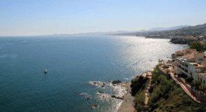 море Коста дель Соль Испания фото