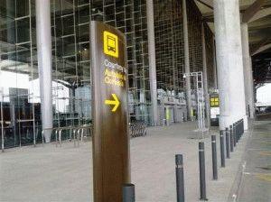 Малага аэропорт фото