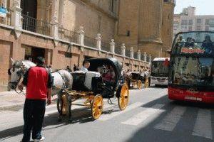 Достопримечательности Малаги экскурсионный автобус фото