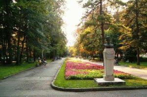 Цар Симеонова градина Пловдив фото