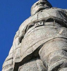Памятник Алёша в Пловдиве фото