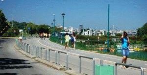 Ciganlija Цыганский остров фото Белград