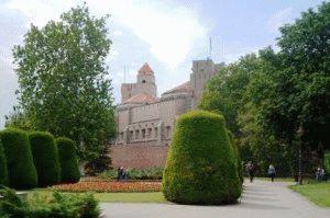 Крепость Калемегдан Белград фото
