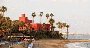 Бенальмадена замок Биль-Биль фото
