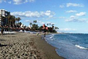 Бенальмадена Испания пляжи фото