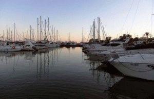 Бенальдамена порт яхты фото